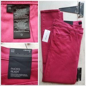 J Brand photo ready jeans NWT